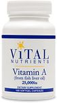Vitamin A 25,000 I.U. by Vital Nutrients