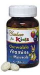Carlson For Kids Chewable Vitamins and Minerals