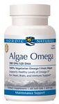 Algae Omega (Formerly ProAlgen) Capsules by Nordic Naturals