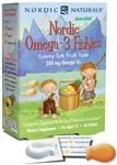 Nordic Omega-3 Fishies (Formerly Omega-3 Jellies) by Nordic Naturals