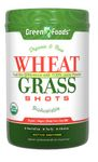 Wheat Grass Shots by Green Foods