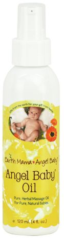 Angel Baby Oil by Earth Mama Angel Baby