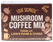 Mushroom Coffee with Lion's Mane by Four Sigmatic