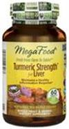 Turmeric Strength for Liver by MegaFood