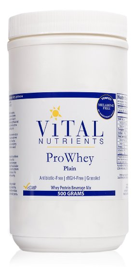 ProWhey Plain (Formerly New Zealand H.P. Whey Powder 92%) by Vital Nutrients